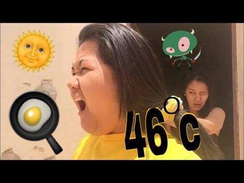 Beat the heat - RIYADH HEAT(OFWLIFEVLOG # 12 )