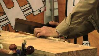Paul Sellers Woodworking Show 2012