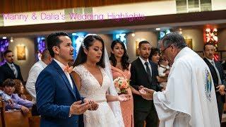 Wedding Video Sample - Dalia and Manny