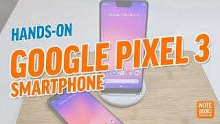 Google Pixel 3 Erster Eindruck / Hands On Test - Deutsch / German