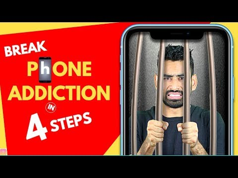 Get Over Phone Addiction In 4 Simple Steps (Practical Solution)