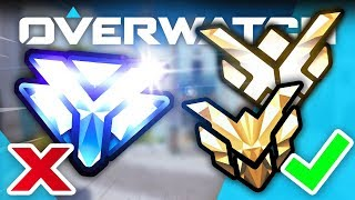 7 Tips to Get MASTER and GRANDMASTER SR! (Overwatch Guide)