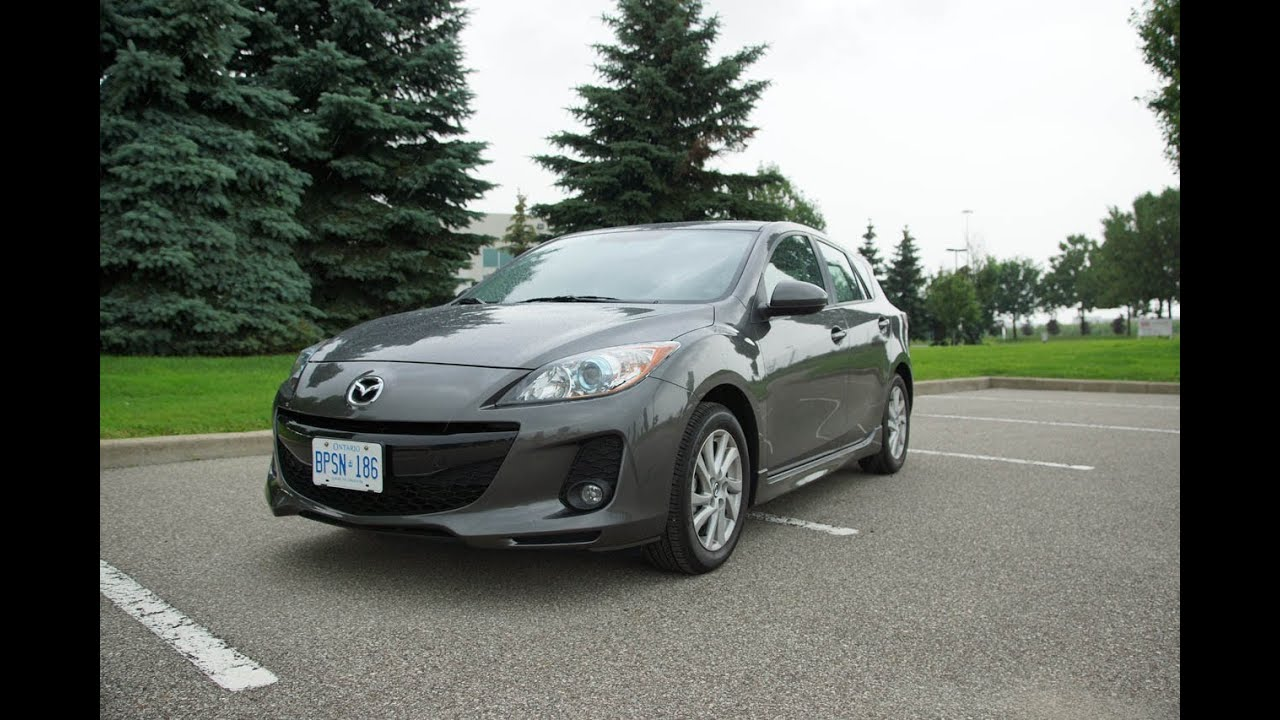 2013 Mazda 3 Sport GS SKY Touring Edition Review   YouTube