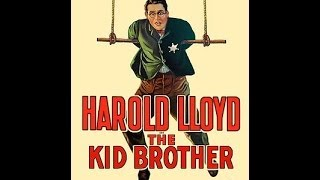 "El hermanito (""The kid brother"", 1927)"