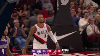 Portland Trail Blazers vs. Sacramento Kings | December 4, 2019