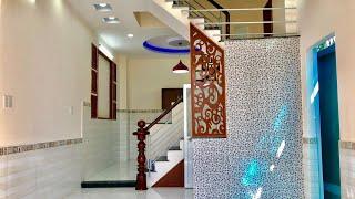 Bán Nhà Gò Vấp TP HCM .DT 4x10m đúc 3 Lầu , 4PN , Nhà Mới Đẹp , Hẻm 5m , Giá 3 Tỷ 750 Triệu.