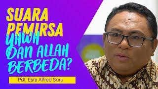 Q & A PDT. ESRA ALFRED SORU : YHWH DAN ALLAH BAPA BERBEDA? #PijarTV