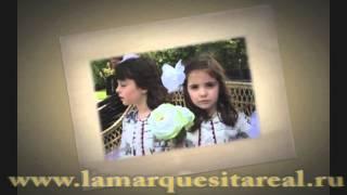 Стильная детская одежда 2013. Стильная детская одежда. Ла Маркизита Реал, коллекции 2012-2013 г. (I)(, 2013-10-14T15:42:46.000Z)