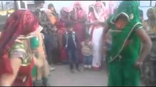 Rajasthani desi dance