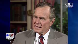 George H. W. Bush - un om al credintei