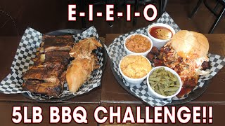 smoked bbq challenge w ribs chicken burnt ends