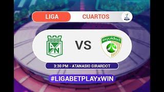 Nacional vs. La Equidad (Previa)   Liga BetPlay Dimayor 2021-1   Cuartos de final vuelta