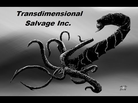 Transdimensional Salvage Inc. (Session 1)