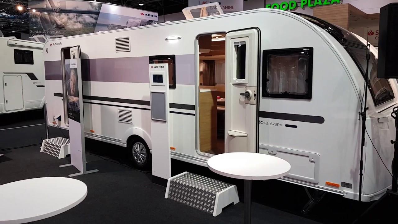 CamperTobi - WELTPREMIERE - ADRIA Adora 673 PK - 2019 ...