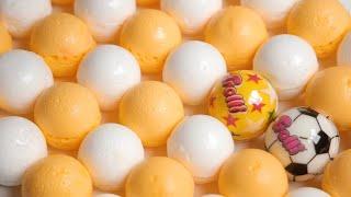 축구공 우주 젤리 만들기 Soccer Ball Space Jelly Recipe