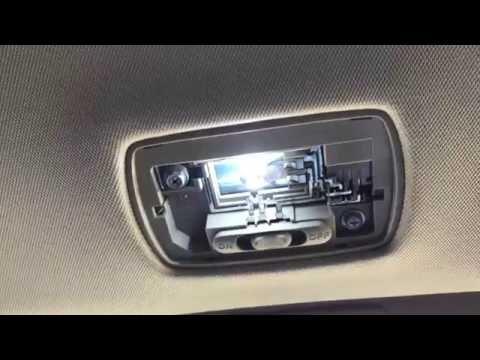 2013- 2017 Honda Accord Coupe LED Interior Conversion + License Plate