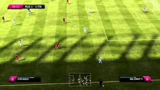 FIFA 12:Euro 2012 Let's Play Часть 1:Первый Проигрыш