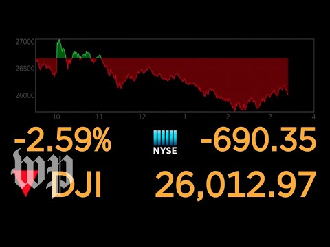 Dow Jones Industrial Futures Are Tumbling Because Cutting Interest ...