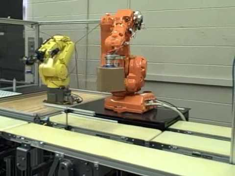 Alexandria Technical College Robot Cell