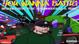 ZitroTheGreat - You Wanna Battle (Official Video) ft Blaqwood Craz & Flame - © GorillaTainment