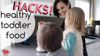 Healthy Toddler Food Hacks   Jaimie from Millennial Moms