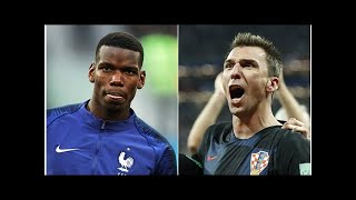 France V Croatia: A Combined XI Ahead Of The World Cup Final