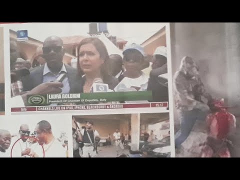 UNBELIEVABLE, PFM MUST WATCH VIDEO  NIGERIA BAD LEADERS ARE KILLING OUR PEOPLE IN OTHER TO MAKE MONE