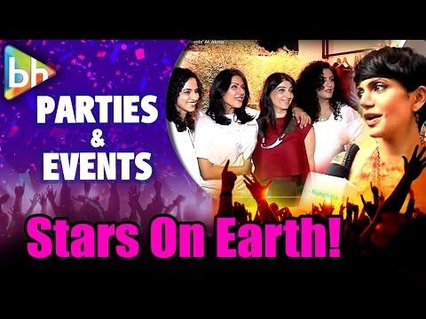 Divya Khosla Kumar | Mandira Bedi | Parveen Dusanj During Launch Of 'Healing Garments' At 'Atosa'