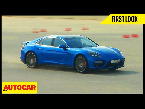 Porsche Panamera Turbo | First Look | Autocar India