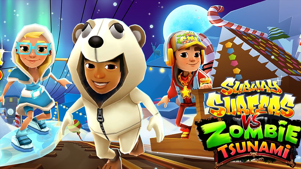 Subway Surfers | Subway Surfers Wiki | FANDOM powered by Wikia