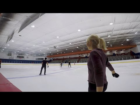 Reactions to our FD run through | CHICAGO ! ( Figure Skaters reacting to their own program ) from YouTube · Duration:  12 minutes 9 seconds