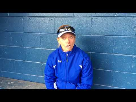 SB: Postgame Interview With Hofstra Coach Larissa Anderson Vs. BU, UMass (3/17/18)