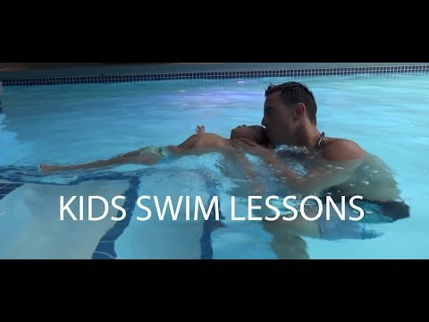 Kids Private Swim Lessons In Vancouver BC