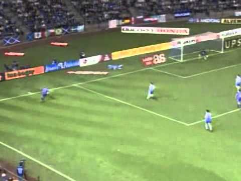 Amazing zero angle goal amazing goals in football history 2011 superb best  goals
