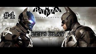 Batman: Arkham Knight #4  (Hard Difficulty)