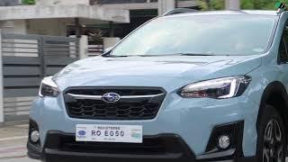 2018 Subaru XV 2.0 IS Eyesight (Car Review)