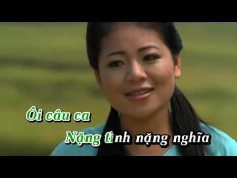 Giận Mà Thương   Karaoke   Anh Thơ ft Việt Hoàn