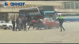 Взрыв на вокзале Волгодонска
