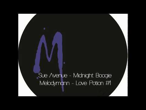 Sue Avenue - Midnight Boogie (feat. Kunde)