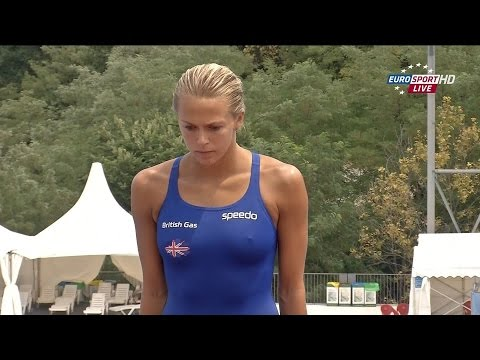 Barcelona2013 Women's 10m platform semifinal