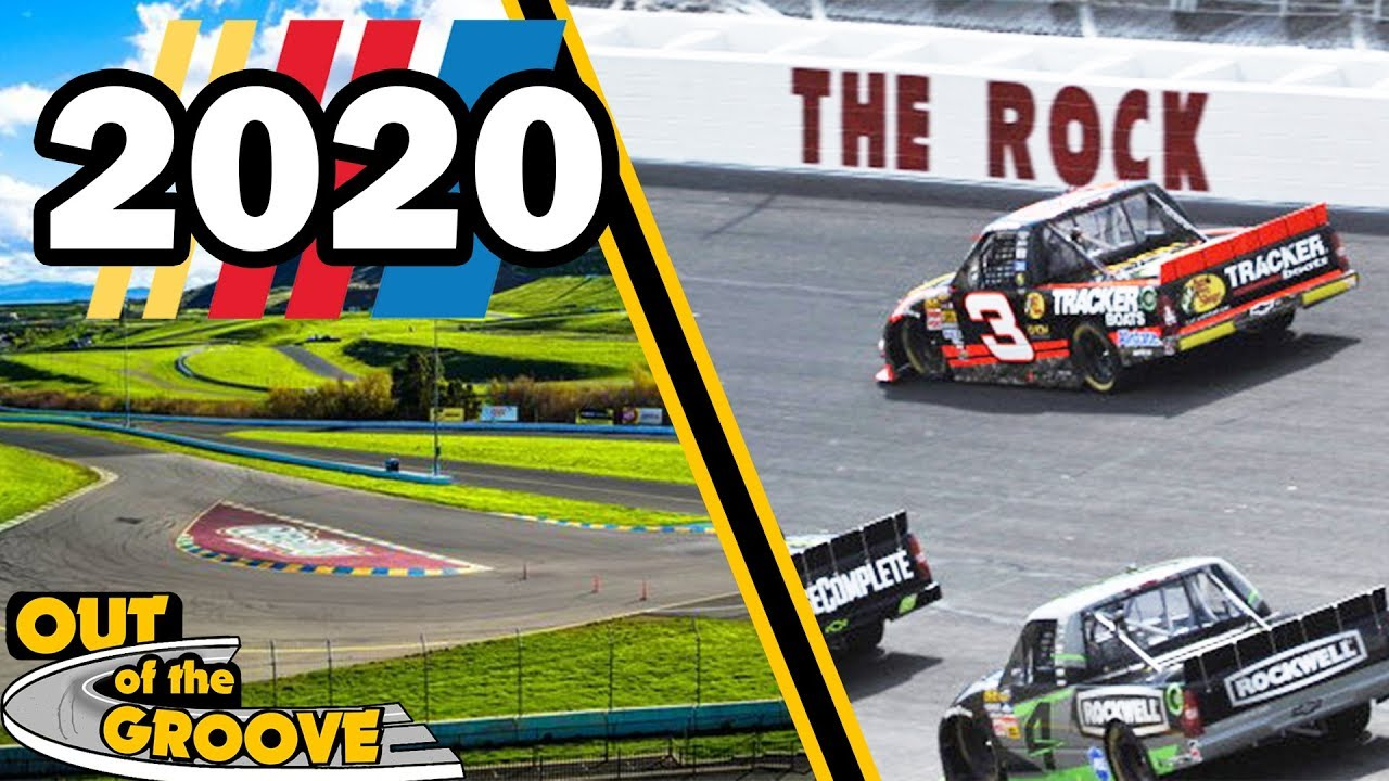 Nascar Schedule 2020 New NASCAR 2020 Schedule Rumors | Rockingham Renovations and More