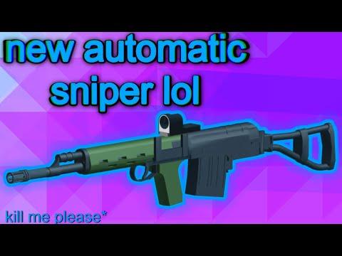 new automatic sniper lol (phantom forces)