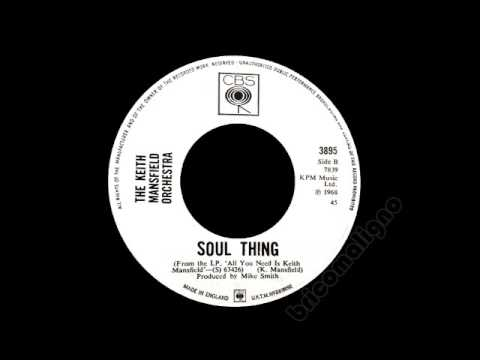 The Keith Mansfield Orchestra - Soul Thing