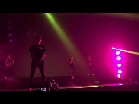 Why Don't We | On My Way (The Invitation Tour Live In Bangkok)