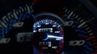 Honda cb 125e top speed
