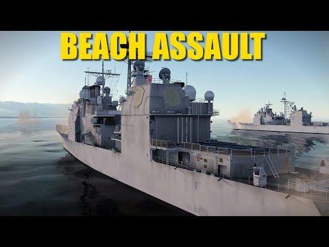 Venezuela Campaign: Reapers Assist In Beach Landing Navy Seals | DCS