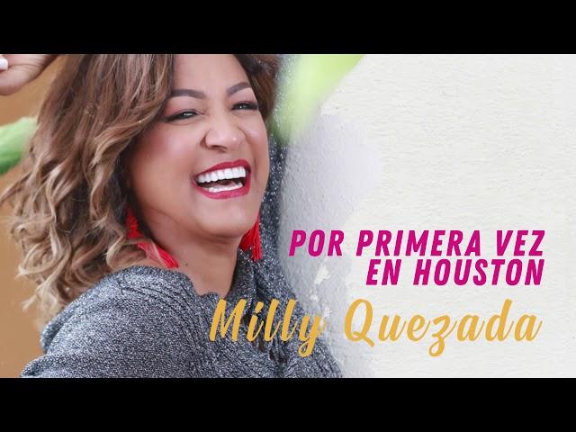 Milly Quezada en el Carnaval de Barranquilla en Houston