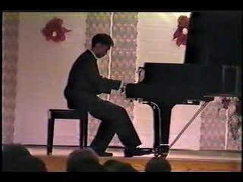 Chopin Revolutionary Etude