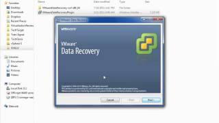 Lesson 35   VMware Data Recovery VDR 2