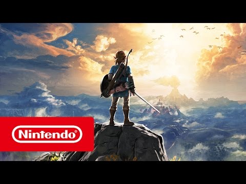 The Legend of Zelda: Breath of the Wild - Bande-annonce Nintendo Switch